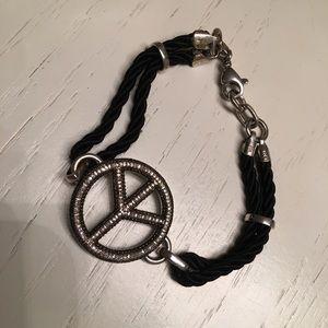bracelet - spindle black